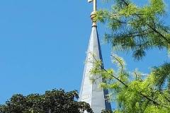 Farbanje Crkvenog Tornja Vrbas