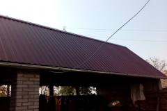 Limeni krov - Trapez niski