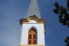 Farbanje Tornja Svi Sveti Kucura