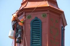 Radovi na Crkvama Farbanje