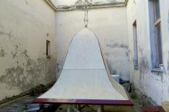 Nov crkveni zvonik